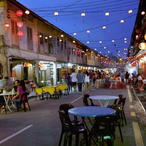 Siniawan Old Town Night Market